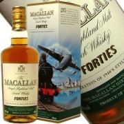 Whisky The Macallan Forties