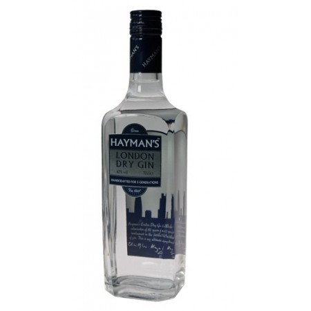 Ginebra Hayman´s London Dry