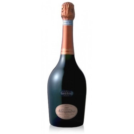 Champagne Laurent Perrier Alexandra Rose 1997