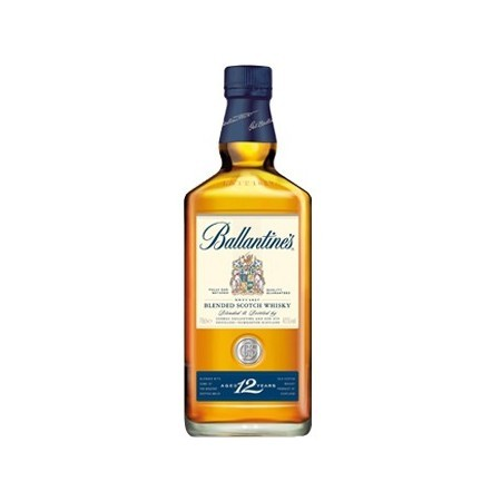 Whisky Ballantine´s Blue 12 años