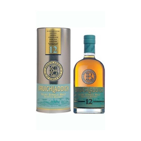 Whisky Bruichladdich 12 años 2nd Edition