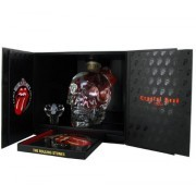 Crystal Head Rolling Stones 50th anniversary