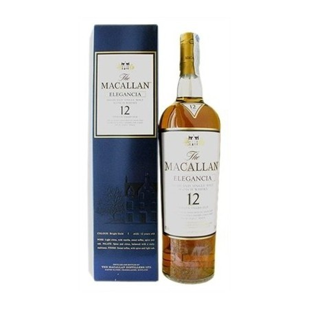 Whisky Macallan Elegancia