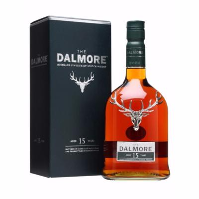 Whisky The Dalmore 15 años