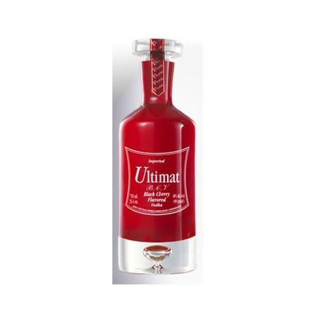 Vodka Ultimat Cereza