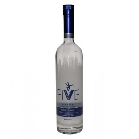 Vodka Brecon Five