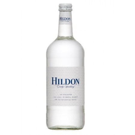 Agua Hildon con gas 750 ml
