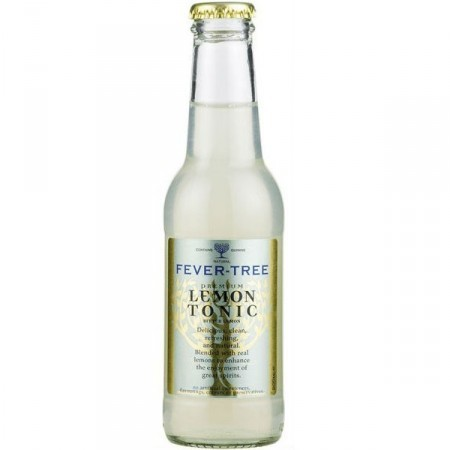 Fever Tree Premium Lemon Tonic
