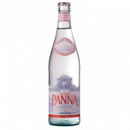 Agua Panna sin gas 500 ml