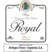 Royal Reserva 2007, Rioja