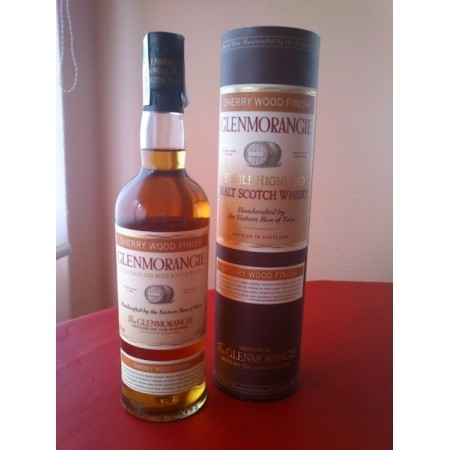 Whisky Glenmorangie Sherry Wood