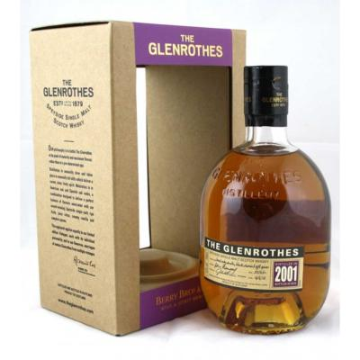 Whisky The Glenrothes Vintage 2001