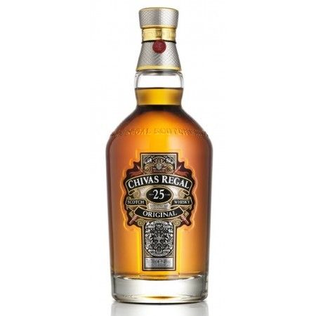Whisky Chivas Regal 25 Años