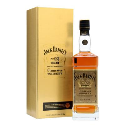Jack Daniels Gold nº27 Double Barreled