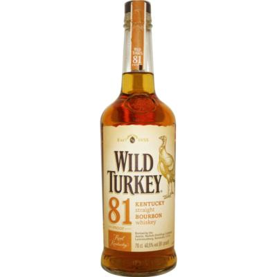 Whisky Wild Turkey Bourbon 81