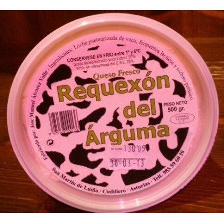 Requesón de Arguma: 500 gr