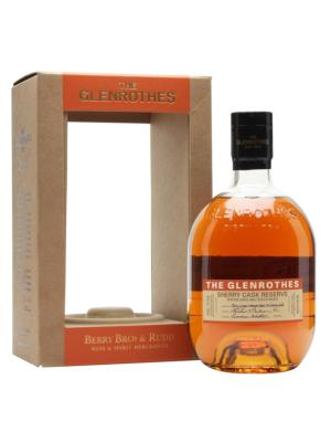 Whisky Glenrothes Sherry Cask Reserve