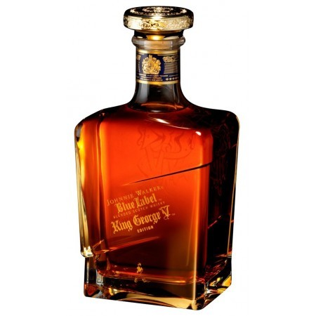 Whisky Blue Label King George V