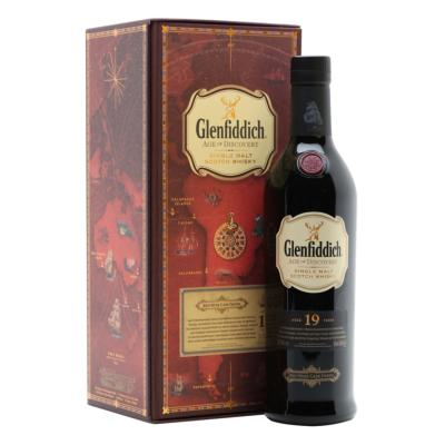 Whisky Glenfiddich Age of Discovery 3 Red wine Cask Finish