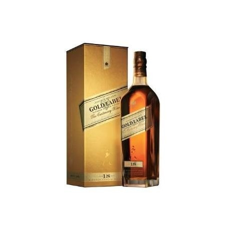 Whisky Johnnie Walker Gold 18 años