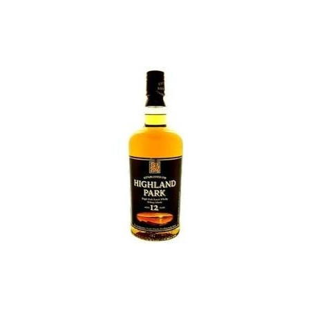 Whisky Highland Park Botella Antigua
