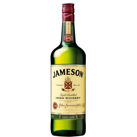 Whisky Jameson Irish Whiskey