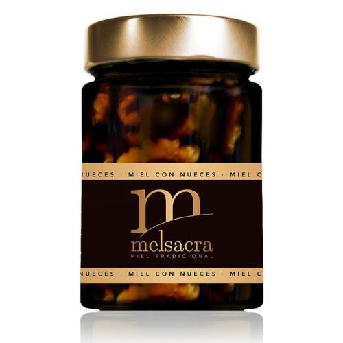 Melsacra Honey with Nuts