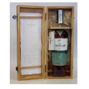 Whisky Macallan 25 ans