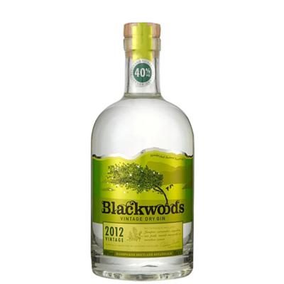 Gin Blackwoods Vintage 2012