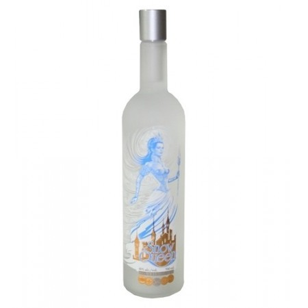 Vodka Snow Queen Vodka Premium