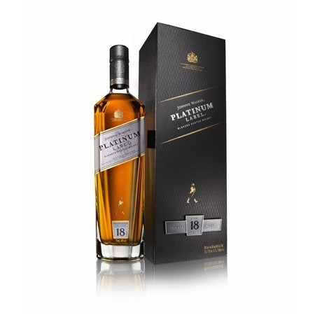 Whisky Johnnie Walker Platinium Label