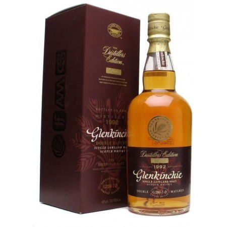 Whisky Glenkinchie Destillers Edition 1992